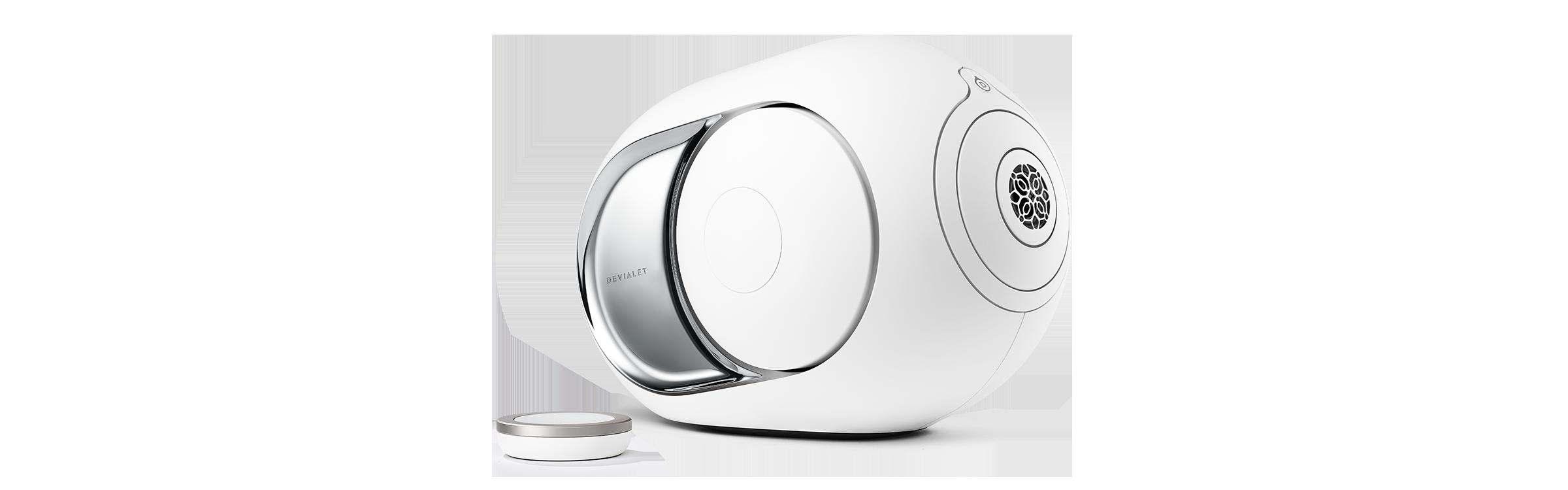 Phantom I 103 dB Iconic white