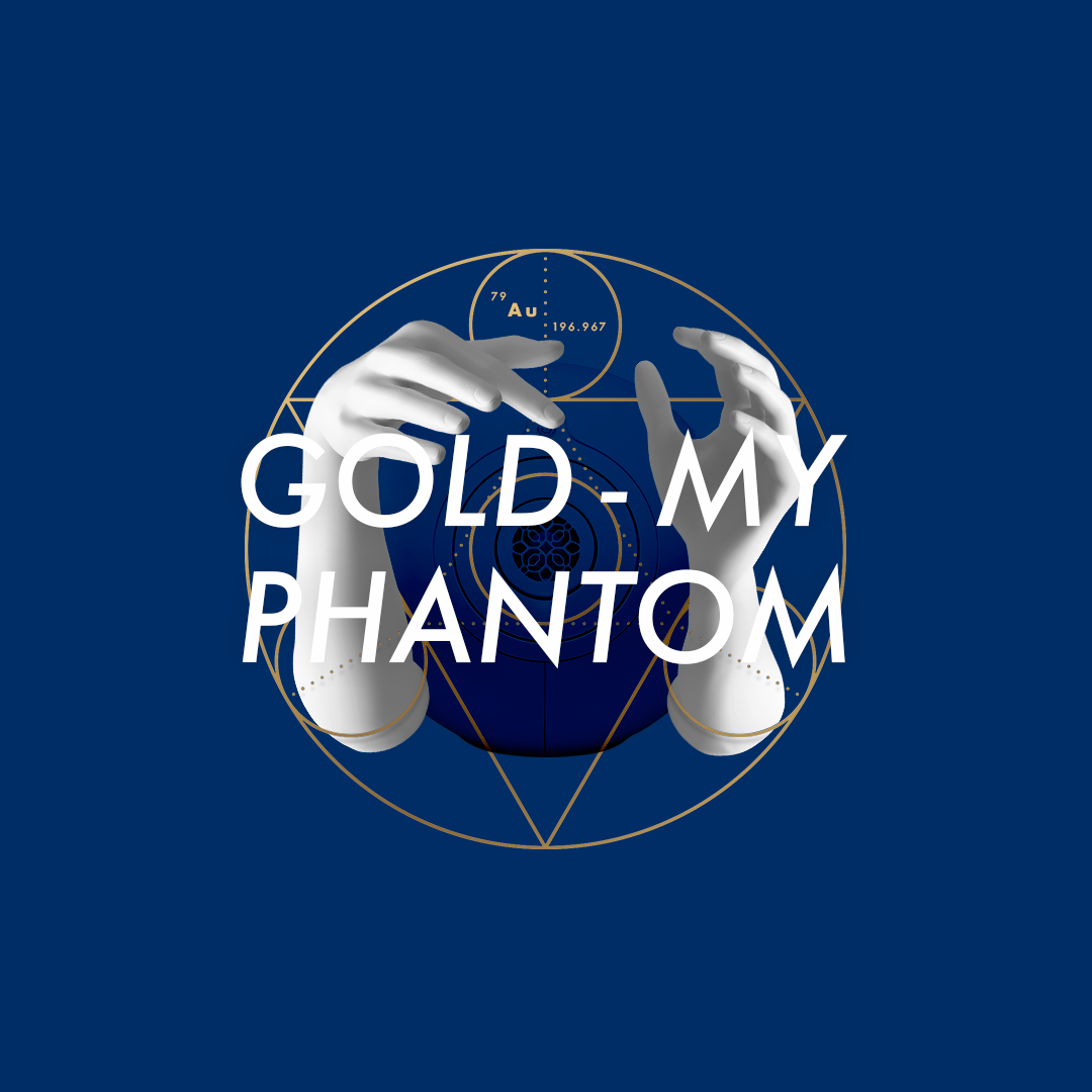 Gold My Phantom Devialet
