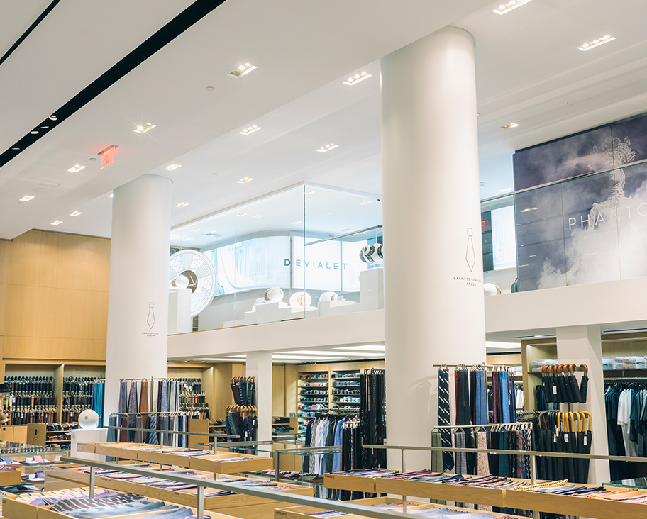 Devialet Story New York stores