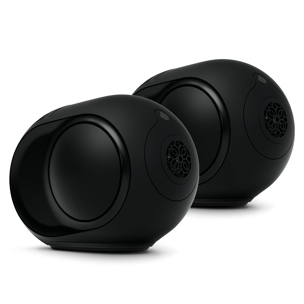 Devialet Phantom Reactor Black - Stereo - 1