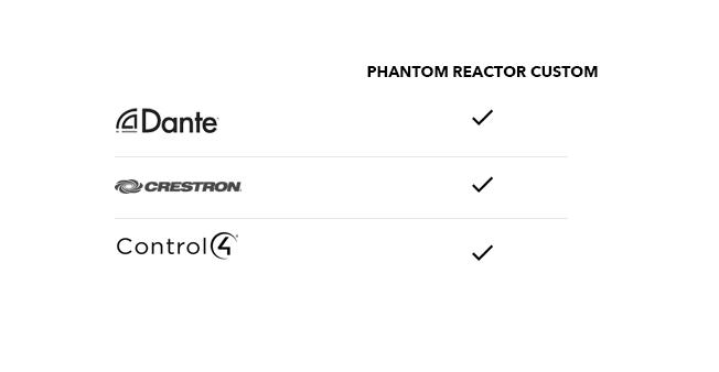 Devialet Phantom Reactor CI Black