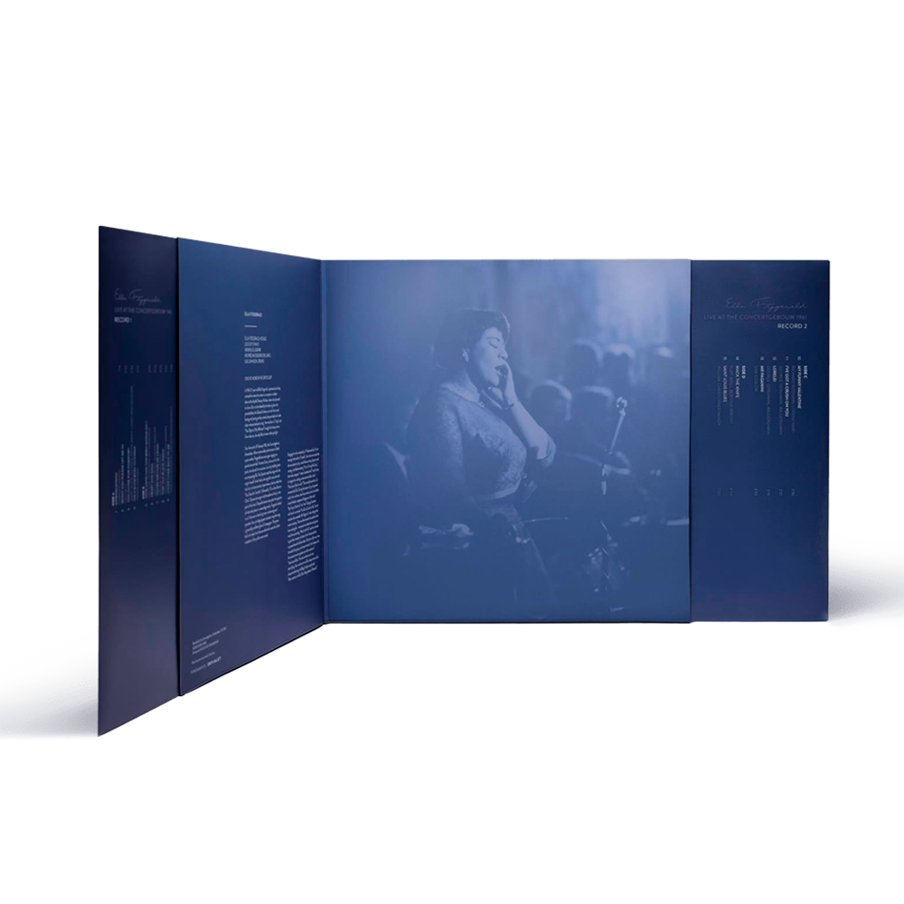 Devialet - The Lost Recordings - Ella - 1