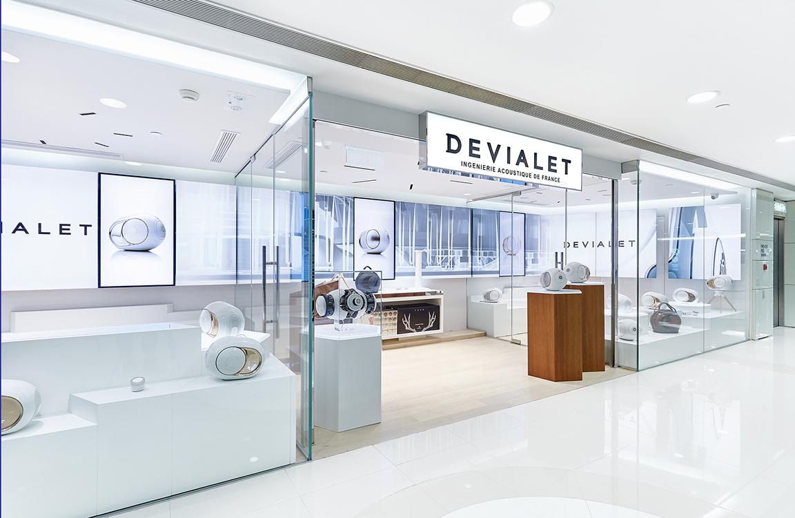 Story Devialet - Hong Kong