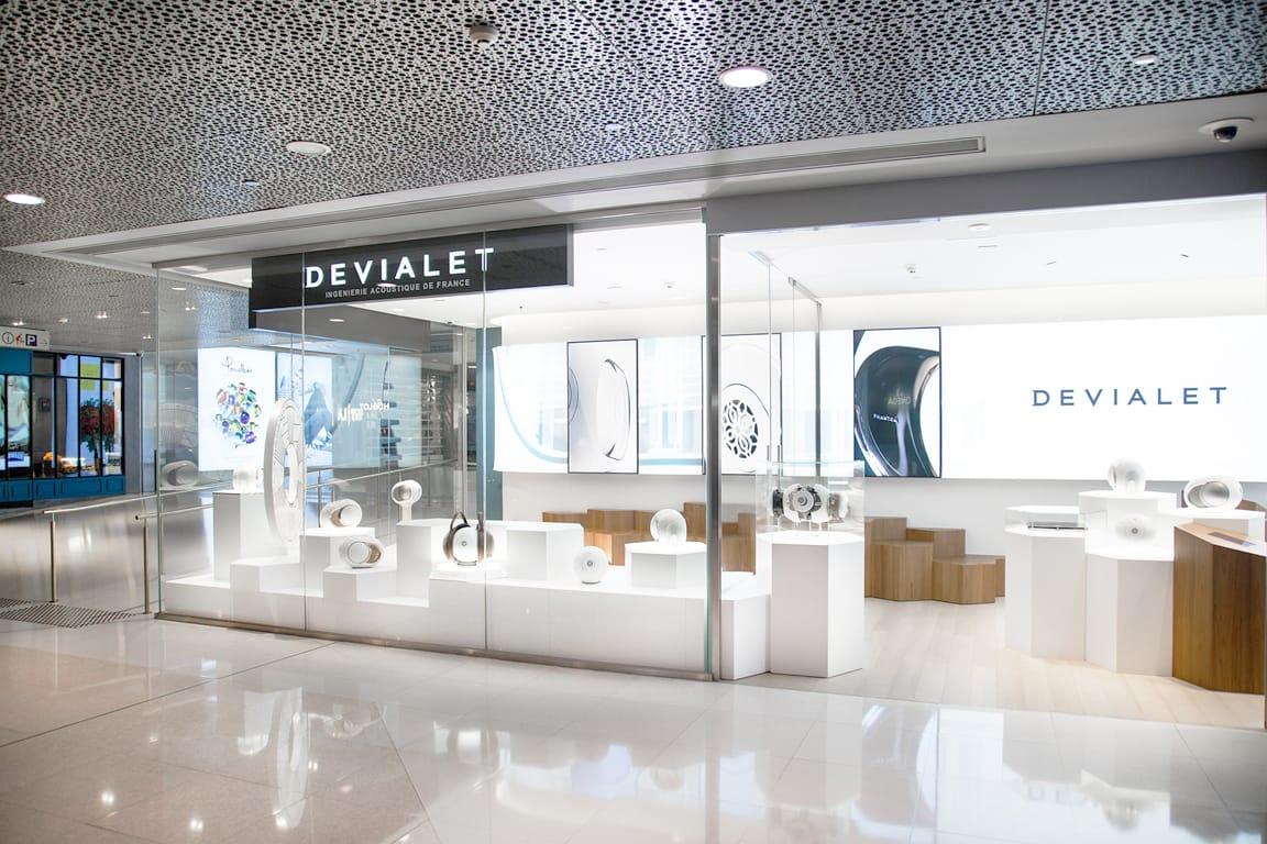 Devialet Hong Kong IFC