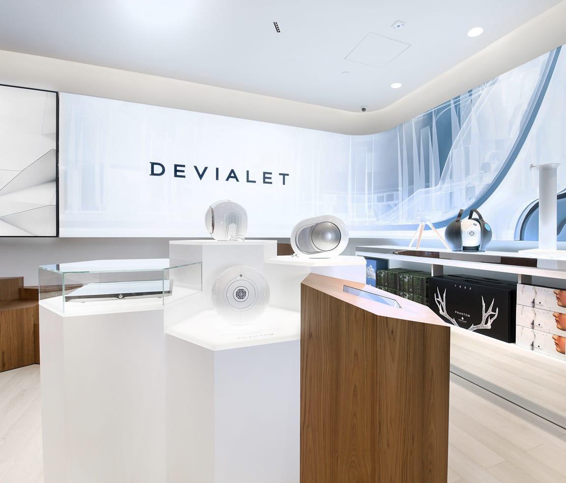 Opening Hong Kong Devialet