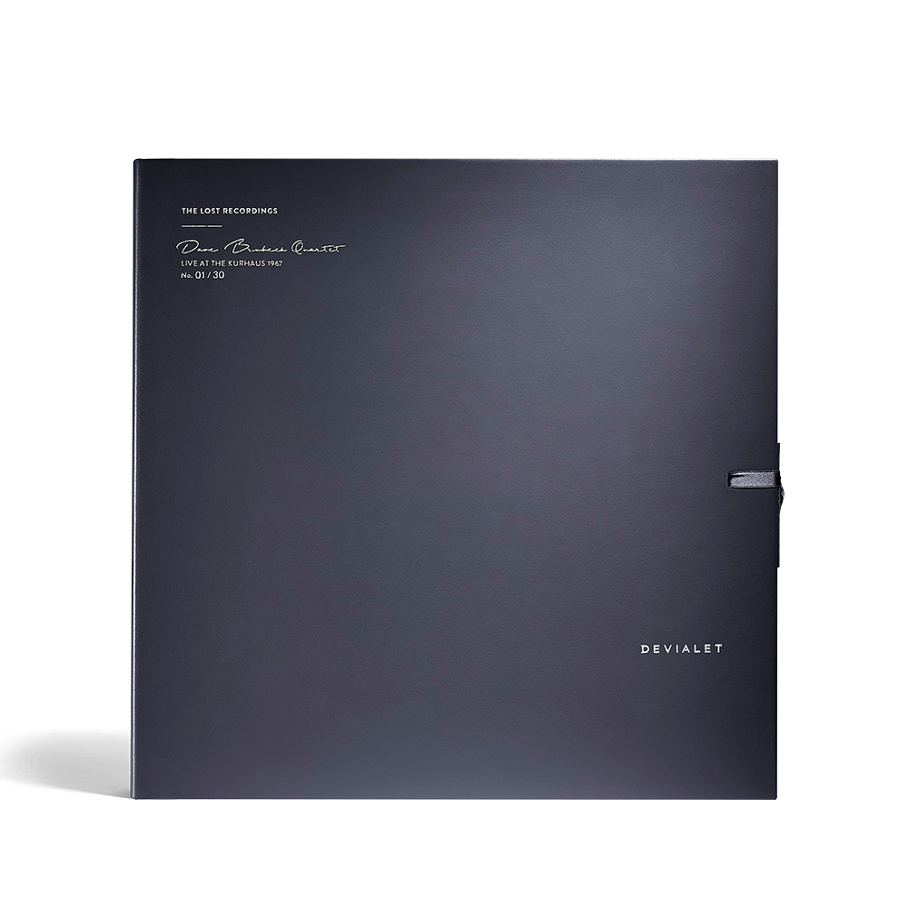 Devialet - The Lost Recordings - Dave - Laquer - 1