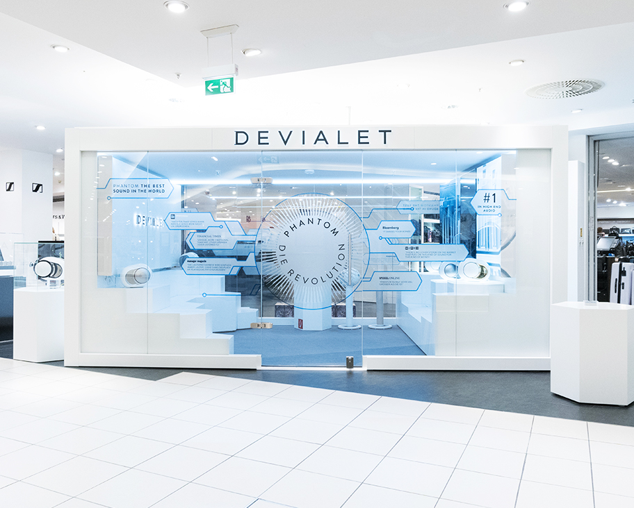 Devialet Story Germany