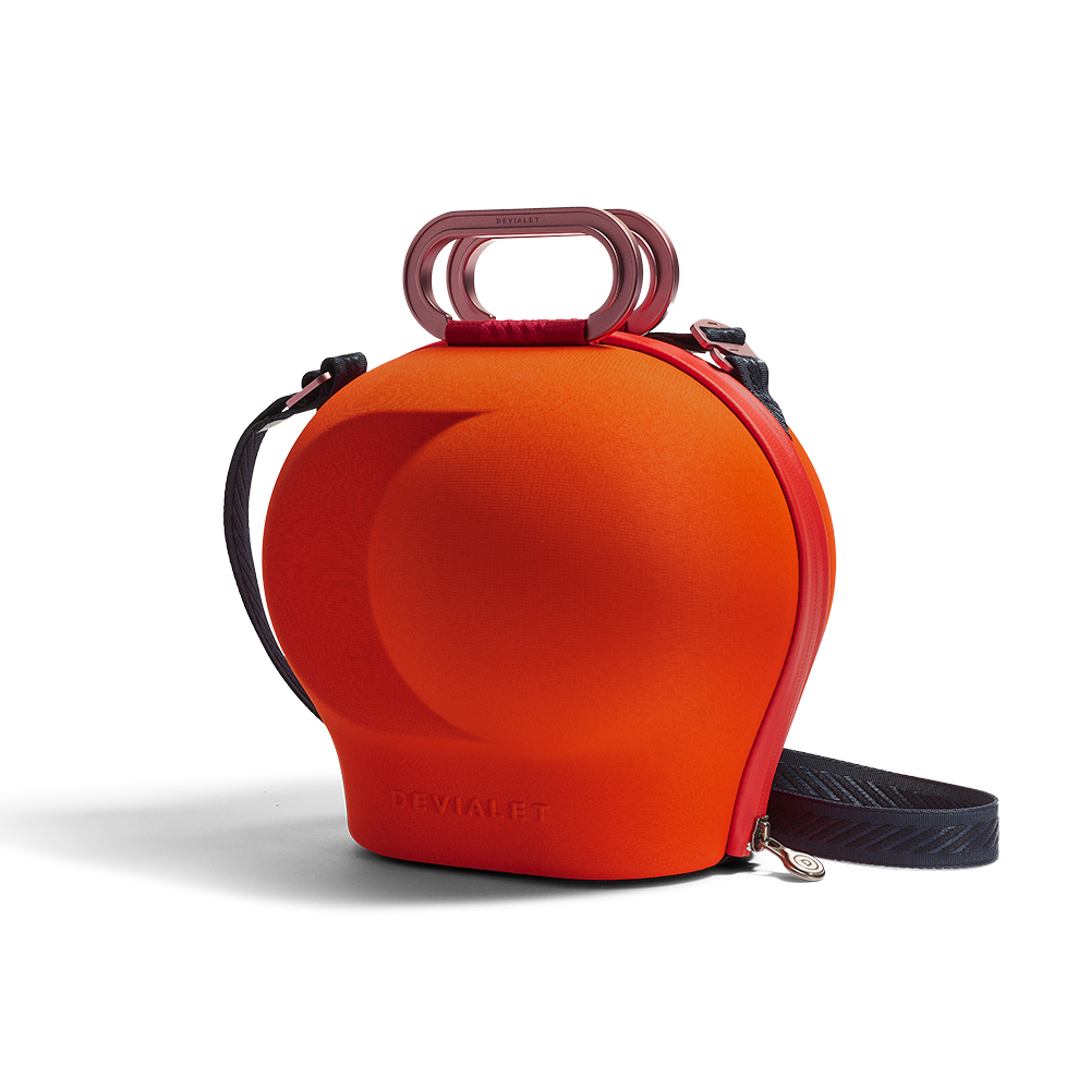 Devialet - Cocoon Reactor - Orange - 1