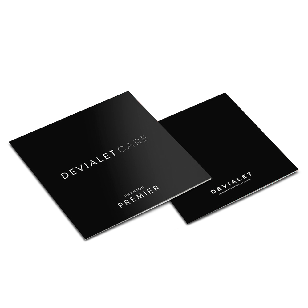 Devialet - Care Phantom Premier