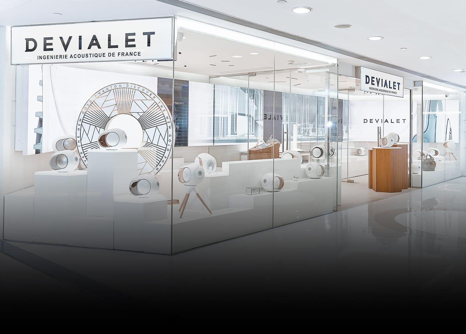 Shopping Help - Devialet